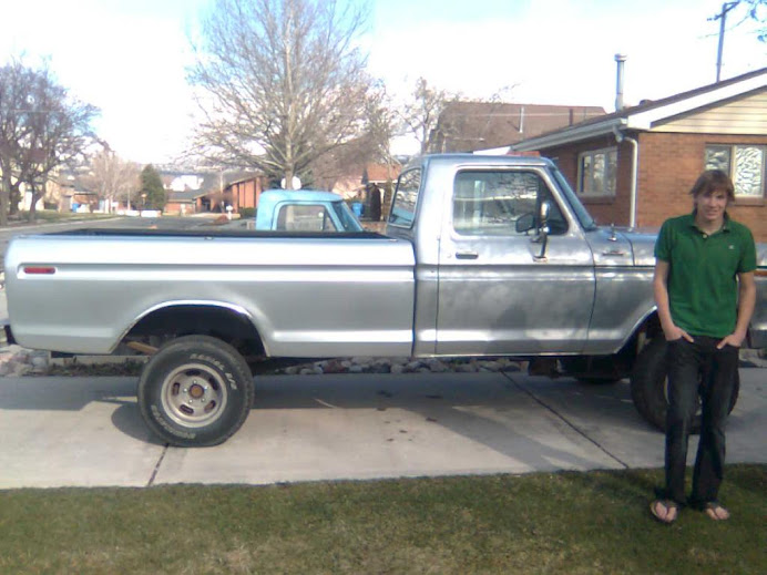 1977 Ford F150 Ranger w/400 Modified Ford V8