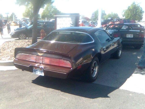 1980 Pontiac Firebird (V6)