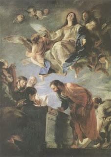 virgin mary, Saint Robert Bellarmine qoute, St. Robert Bellarmine quote, assumption of our lady