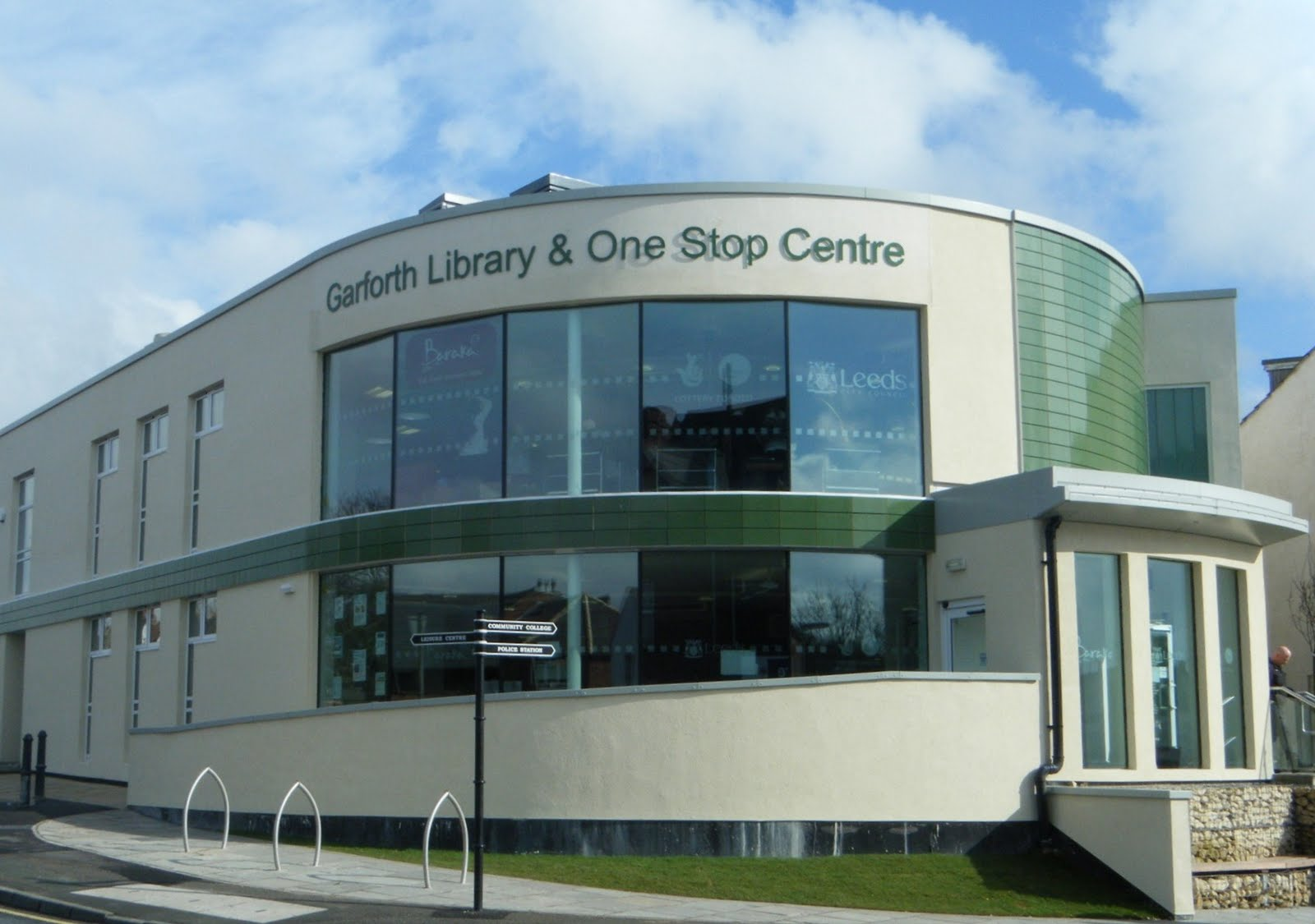 New Garforth Library and One Stop Centre