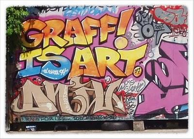 Cool Wildstyle Graffiti Alphabet Fonts