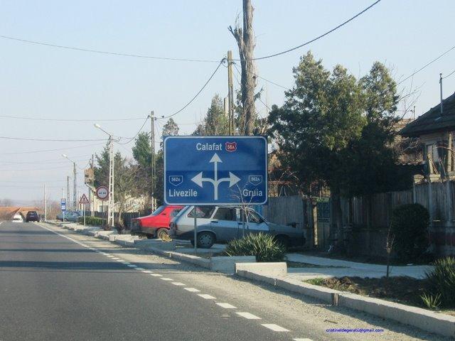 Strada principala ( DN 56A)