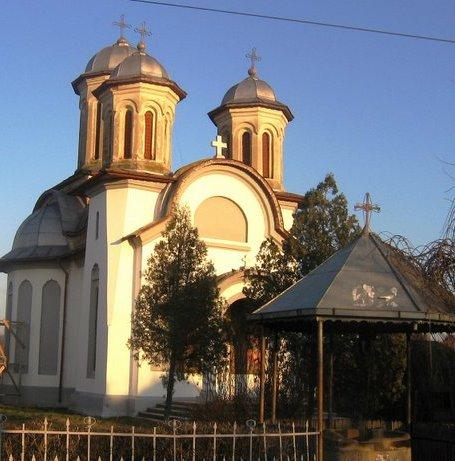 Fantana (cismea) Bisericii ortodoxe din Rogova
