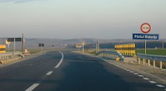Iesirea din comuna Rogova spre Vinju Mare