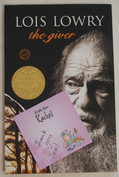Thesis for a comparative essay between The Giver