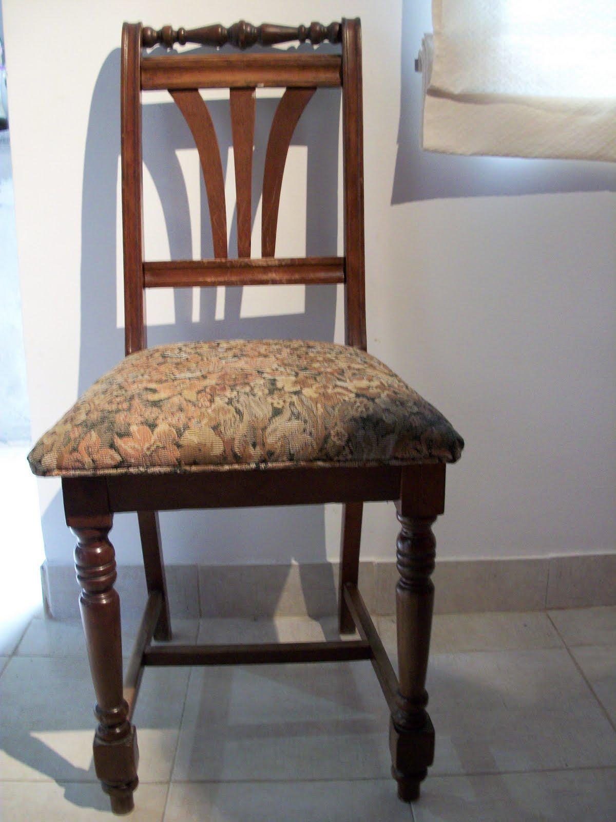 Deco in restauraci n y retapizado de sillas - Restauracion de sillas ...