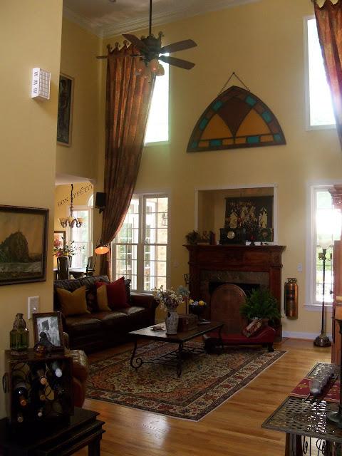 100_2270 Carolina Country rustic home tour