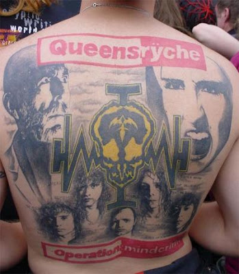 World of Metal Tattoos-7. Now this, my friends, is commitment.