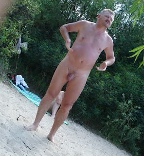 Russian Dad Naked