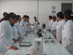 turma de BIOLOGIA 2010.1_laboratório IFAL/Maceió
