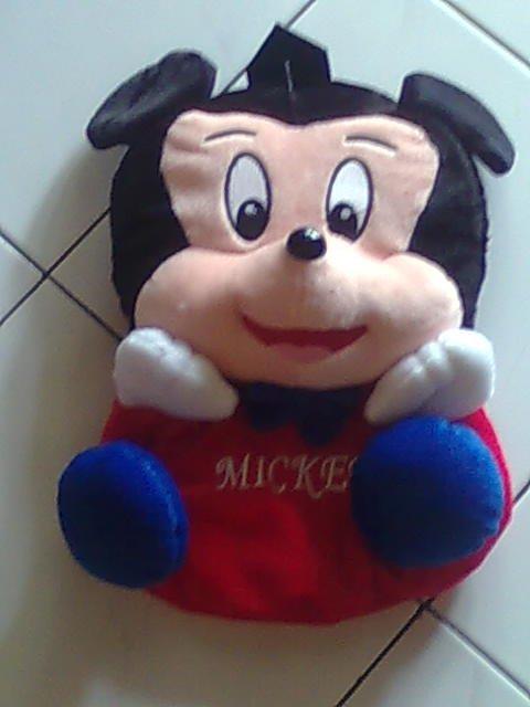 Tas Mickey Rp. 35000