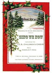 Monmouth Civic Orchestra Christmas Concert