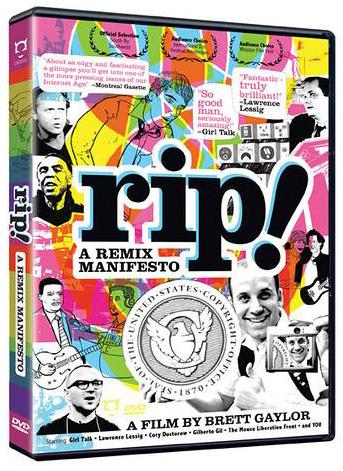 RIP Manifiesto. Documental Problemas de Derechos de Autor buenisimo!