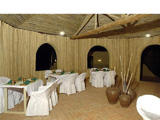 Restaurant Van Vilas Lodge