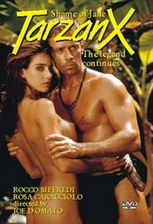 Tarzan X Jungle Heat Hollywood Movie Online (1994) : Yo