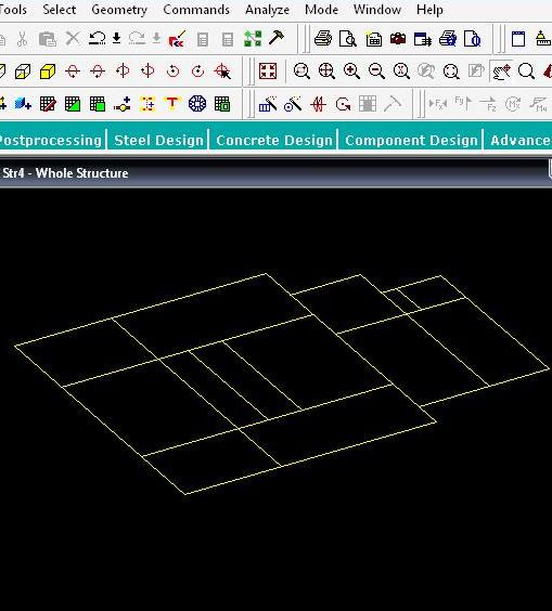 auto cad and staad pro Staadpro v8i fundamentals model generation a) navigating the staadpro graphical user interface b) creating structure geometry c) editing structure geometry d.