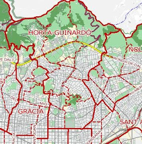 AJUNTAMENT DE BARCELONA - Horta Guinardó