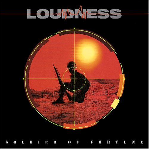 Loudness Soldier Of Fortune Gudang Joker