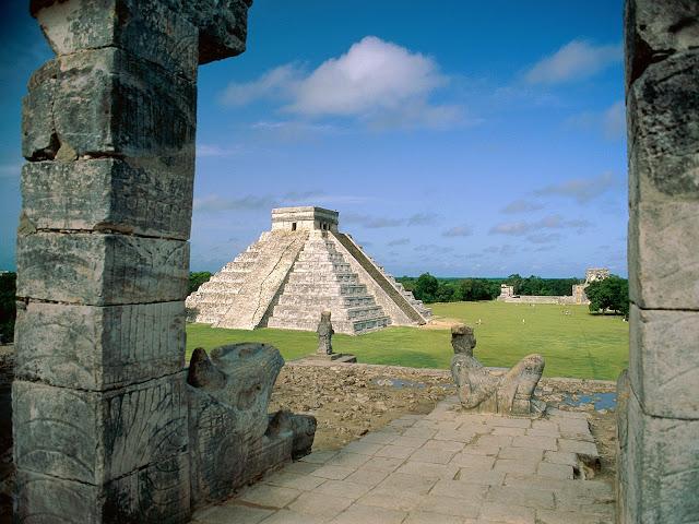 Chichén Itzá en Yucatán (México)