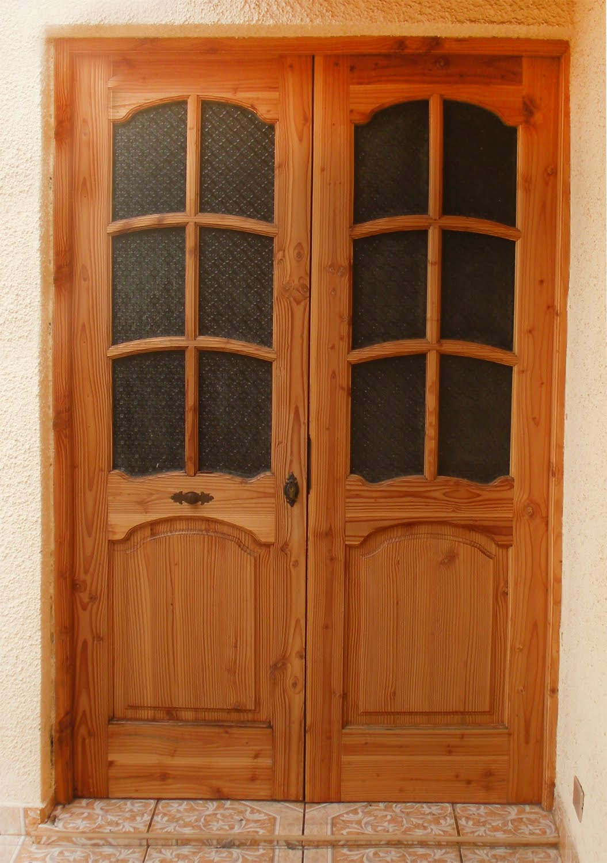 Puertas de terraza puerta corredera moderna cristal - Puertas de terraza ...