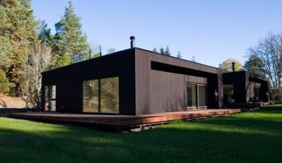 Une maison en bois design et pas cher? chiche ...