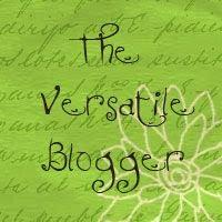 Elle Versatile Blog Award