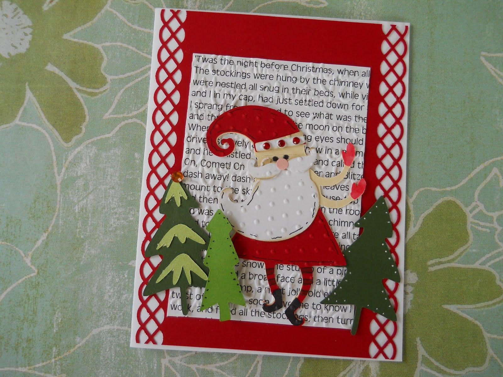 free printable santa claus borders.