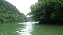 Wow, the Rio Dulce