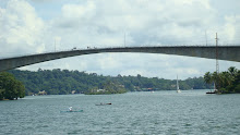 Bridge over the Rio Dulce