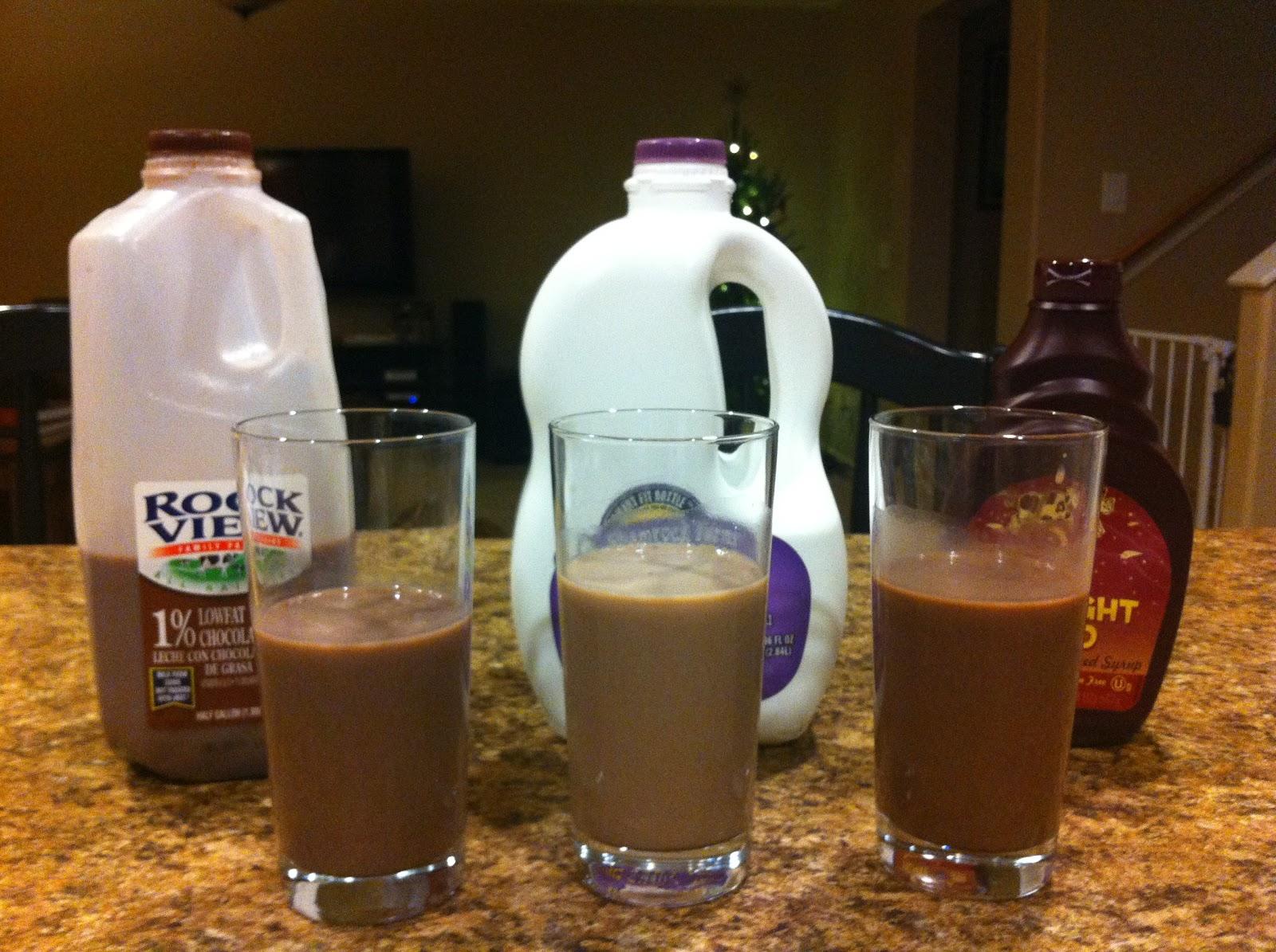 Roofresh: Milk, Chocolate Milk, Chocolate Chocolate Milk