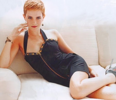 emma watson short hair ugly. 2011 Emma Watson New Short Hair emma watson short hair ugly.