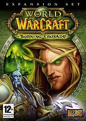 WORLD OF WARCRAFT: THE BURNING CRUSADE MMORPG