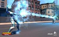 Champions Online 3D superhero mmorpg