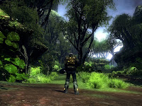 Earthrise MMORPG Game