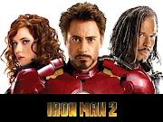 Iron Man 2 . (ironman )