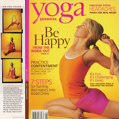 yoga journal free download posted by personal trainer in toronto