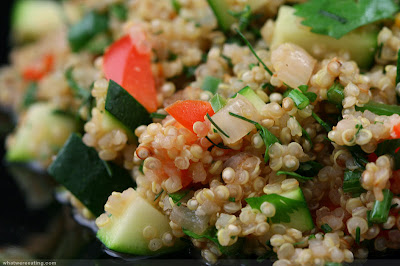 benefits of quinoa by toronto personal trainer