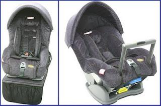 Ibu Dan Anak Hasfaz Britax Safe N Sound Royale Convertible Car