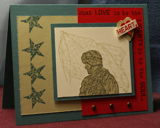 free &amp; the brave stampin up rubber stamps airbornewife