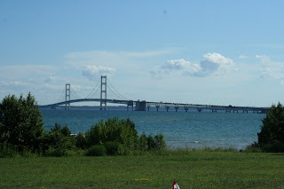 Upper Pensinsula Michigan MI Mackinac Bridge UP