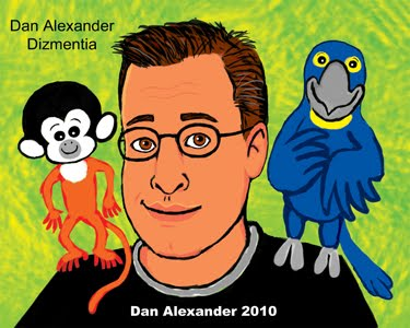 WELCOME TO DAN ALEXANDER DIZMENTIA