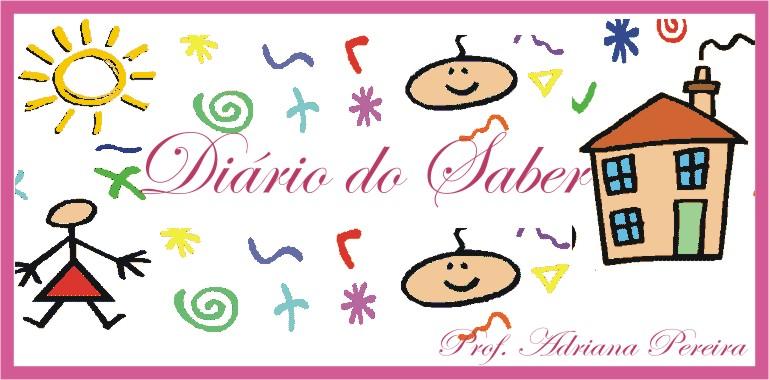 DIÁRIO DO SABER