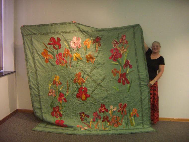 Grace's Garden Quilt