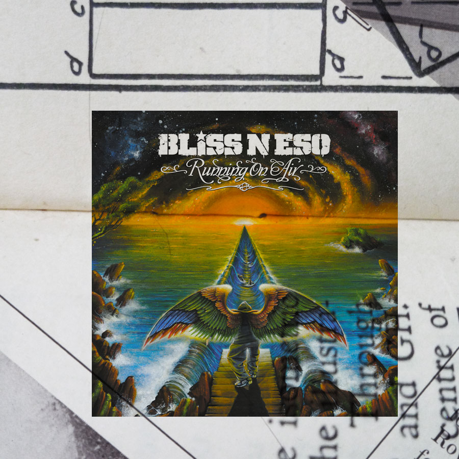 Bliss n Eso - sheet music and tabs