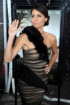 Minnie Driver In A Tight Dress