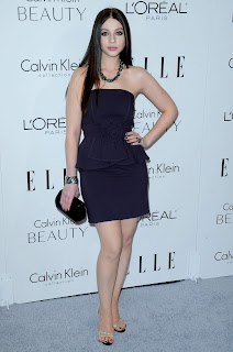 Michelle Trachtenberg at the Elle Women in Hollywood Tribute