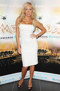 Aisleyne Horgan-Wallace at the Mobo Awards