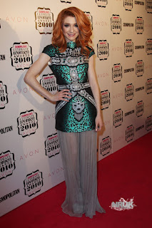 Nicola Roberts at the Cosmo Awards