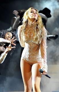 Miley Cyrus at the MTV EMAs
