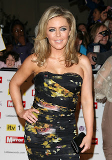 Patsy Kensit at the Pride of Britain Awards